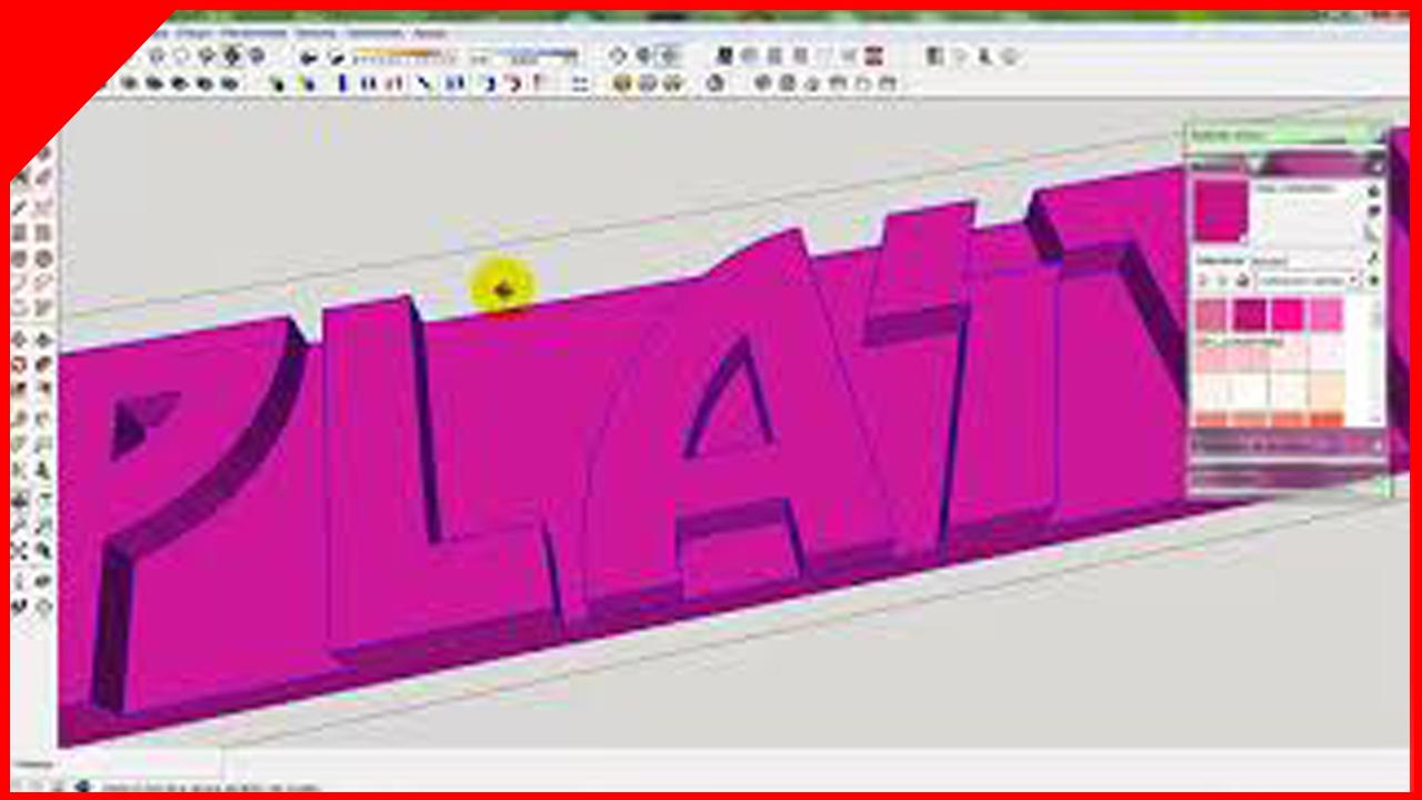 crear un llavero 3D